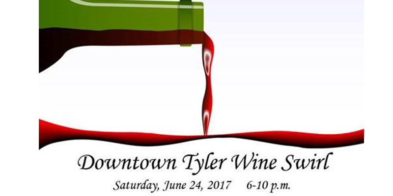 Downtown Tyler Wine Swirl Tickets for sale