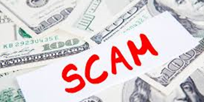 Government grant scam