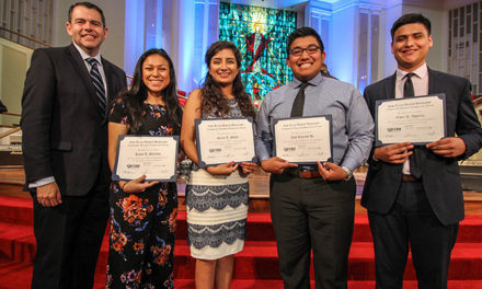 ETBU awards Hispanic Servant Leadership Scholarships