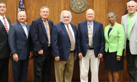 Connecting Communities:  Hideaway Highlighted in Commissioners Court