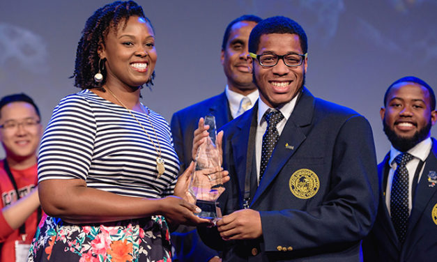 Jarvis Christian College Enactus Team Wins National Title