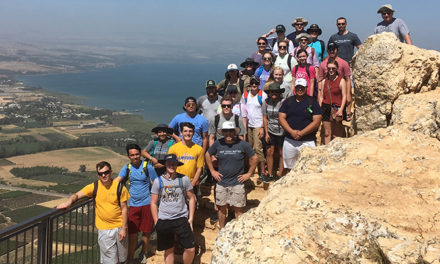 ETBU Faculty and Students serve Around The Globe