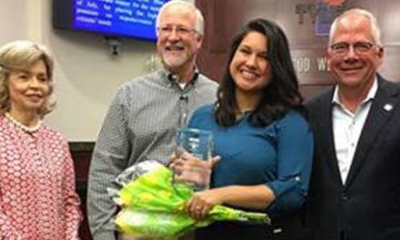 Tyler Council recognizes Employee