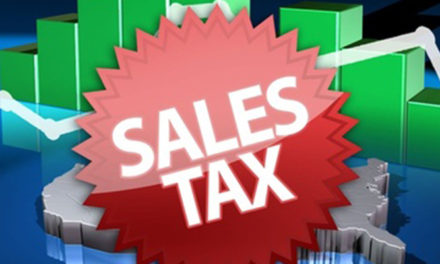 State Sales Tax Revenue Totaled $2.6 Billion in July