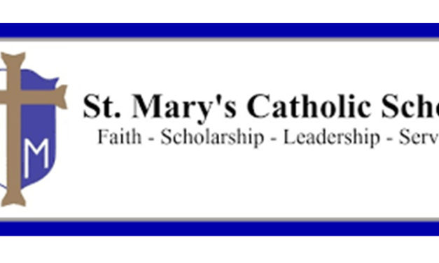 St. Mary's Catholic School to Offer Free After School Care