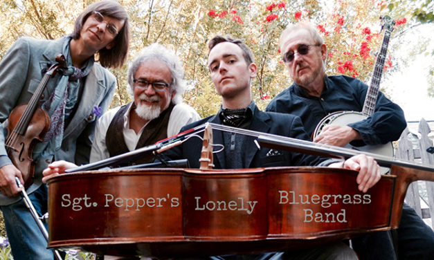 Sgt. Pepper's Lonely Bluegrass Band to play Liberty Hall