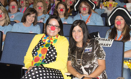 Pine Tree ISD rocks convocation
