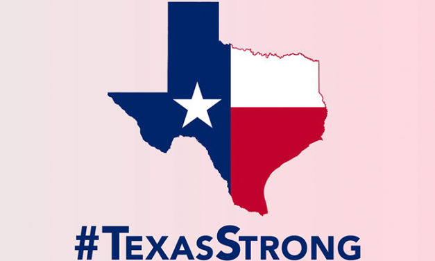 Stay Strong Texas.  Texas Remains Open for Business.
