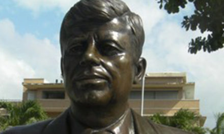 Why Stop at Reassessing Confederate Monuments? What About the Kennedy Brothers?