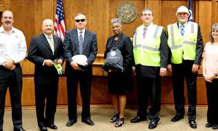 Smith County Receives Free Protective Gear for Employees