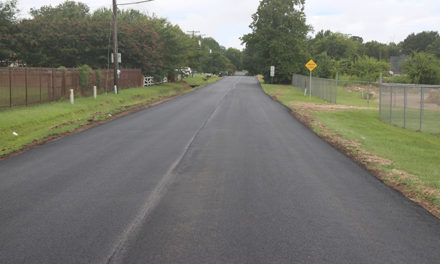 Smith County Road Projects Complete