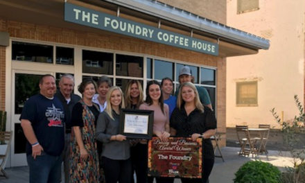 The Foundry awarded Beauty and Business Award