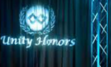 Annual Unity Honors Luncheon Slated