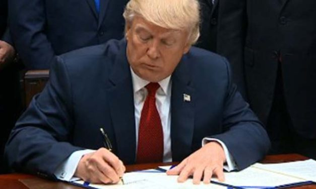 Trump Signs Cornyn Bill to Protect Seniors