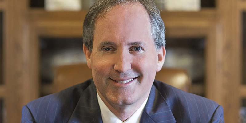 AG Paxton's Office, U.S. Department of Justice Defend Texas'  Redistricting Maps