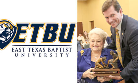 ETBU honors Dr. Louise Ornelas