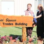 Juvenile Services Vocational Building  Dedicated to the Late David Spencer