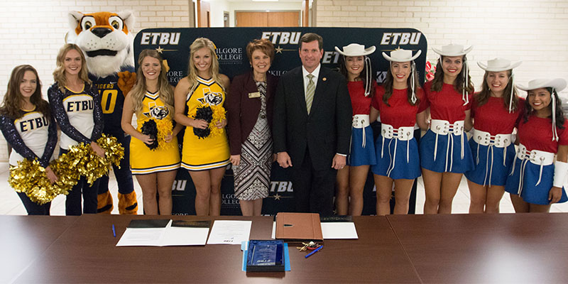 ETBU expands its reach for students