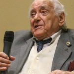 Holocaust Survivor Jack Repp speaks on ETBU's campus