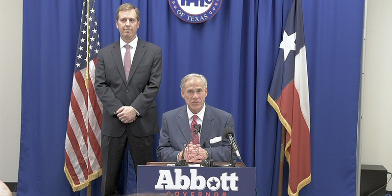 AG Paxton Praises Governor Abbott's Intent to Appoint Former AG Staffer,  Jimmy Blacklock, to Texas Supreme Court