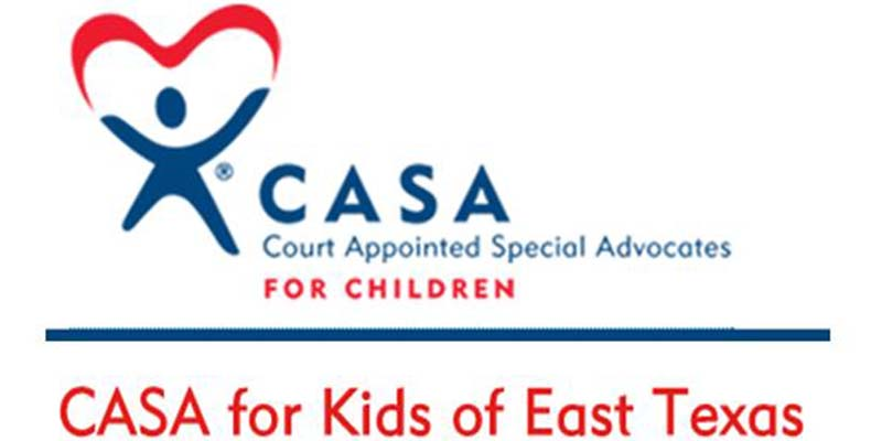 CASA for Kids of East Texas receives $5,000 grant