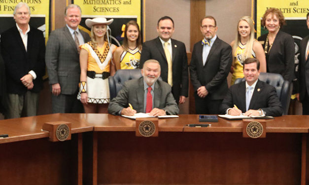 ETBU signs an articulation agreement with TJC