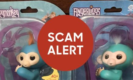 Parents Targeted by Scammers