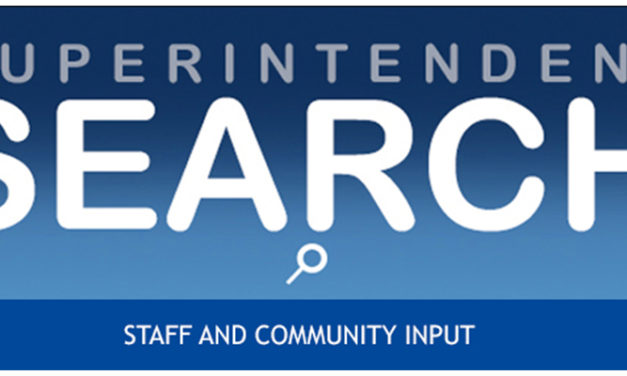 Board Seeks Community Involvement for Superintendent Search Process