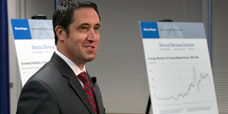 Comptroller Glenn Hegar Distributes $862 Million in Monthly Sales Tax Revenue to Local Governments