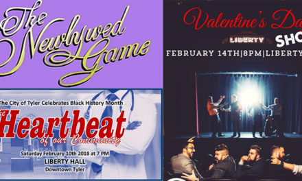 Liberty Hall shows love all month long