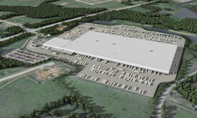 Dollar General Breaks Ground on Distribution Center in Longview, Texas