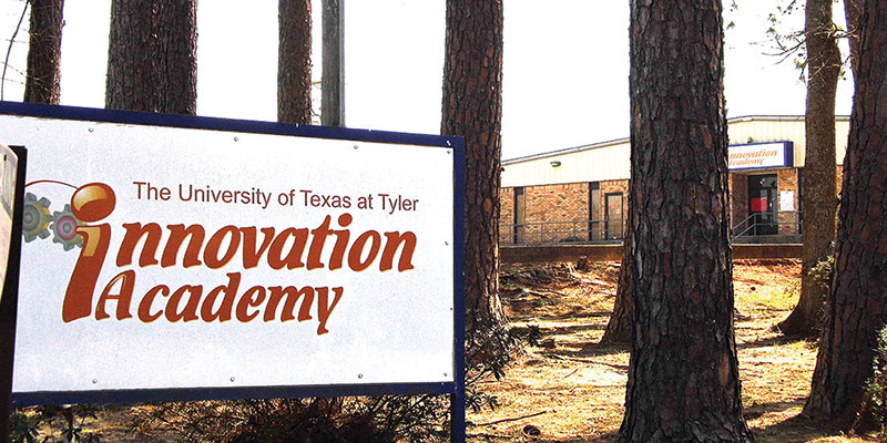 UT Tyler Announces Plans to Renovate Palestine Charter School Facility