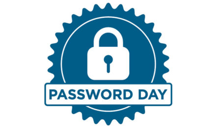 March 15 is National Password Day