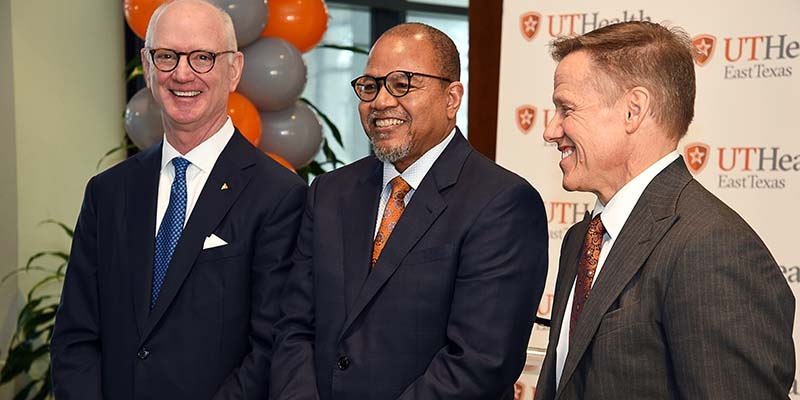 ARDENT HEALTH SERVICES AND THE UNIVERSITY OF TEXAS SYSTEM  FINALIZE AGREEMENT TO FORM UT HEALTH EAST TEXAS