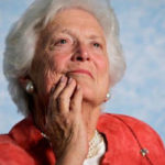 Barbara Bush: The Republican Party's enforcer