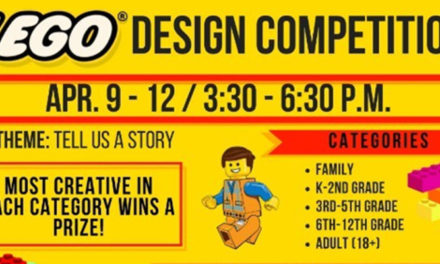 Annual Lego® design contest kicks off National Library Week