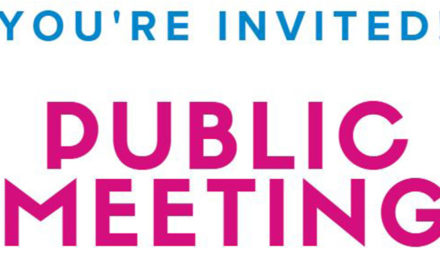 Transportation Public Meeting and Public Comments Welcomed