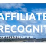 Keep Longview Beautiful Recognized as Gold Star Affiliate by Keep Texas Beautiful