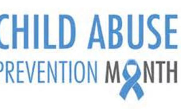 """Local Groups """"Go Blue"""" To Help Prevent Child Abuse"""