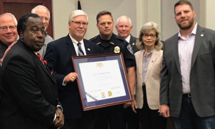 Tyler Police Department awarded with CALEA Accreditation
