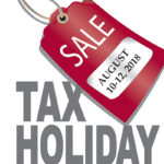 Texas Sales Tax Holiday This Weekend — Aug. 10-12