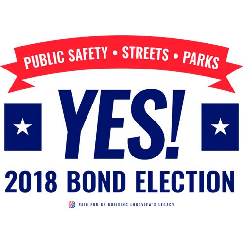 City of Longview 2018 November Bond Election  Frequently Asked Questions & Answers: KNOW THE NUMBERS!