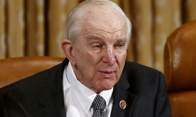 Sure Heroes:  Congressman Sam Johnson recognized on National POW/MIA Recognition Day