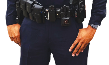 Police Officer LaDarian Brown: Protector of the Community
