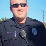 Longview Police Officer Brent Creacy is Protector of the Community