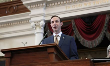 Secretary Whitley Convenes The 86th Texas Legislature