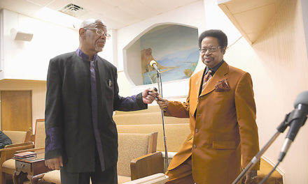 CHANGING OF THE GUARDS: LOCAL  NAACP PURSUES TRADITIONAL OBJECTIVES