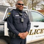 POLICE OFFICER BENNIE COOKS IS FEBRUARY COMMUNITY PROTECTOR OF THE MONTH