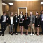 PINE TREE ISD  STUDENTS NAB THIRD PLACE IN MOCK TRIAL