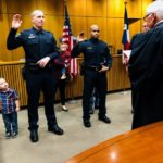 Longview Police Department Promotes Officers